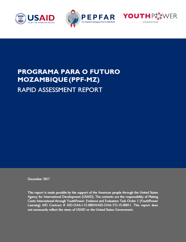 USAID Mozambique Rapid Assessment
