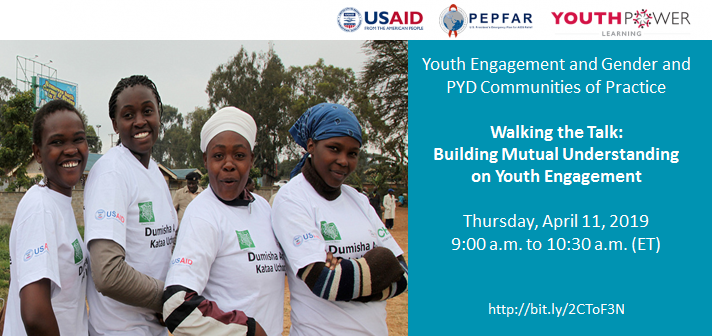 Walking the Talk: Building Mutual Understanding on Youth Engagement