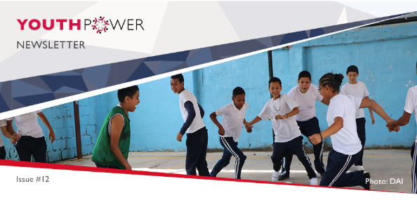 YouthPower Learning Newsletter August 2018