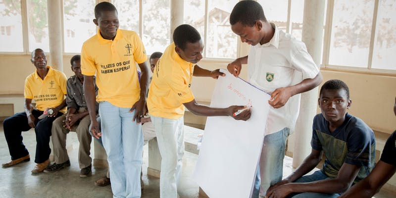 Youth Programming Assessment Tool: Institutionalizing Positive Youth Development