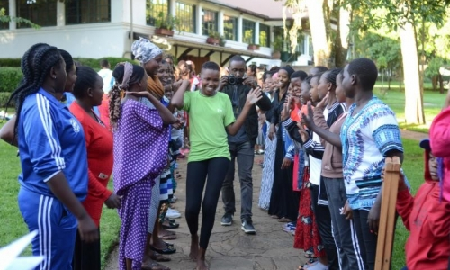 East Africa Girls Leadership Summit and Mentor Program