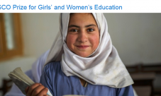 UNESCO Prize for Girls' and Women's Education